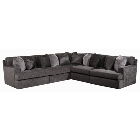 5 Piece Sectional Group