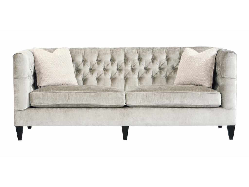 Bernhardt chatham sofa furniture elegant living room for Bernhardt living room furniture