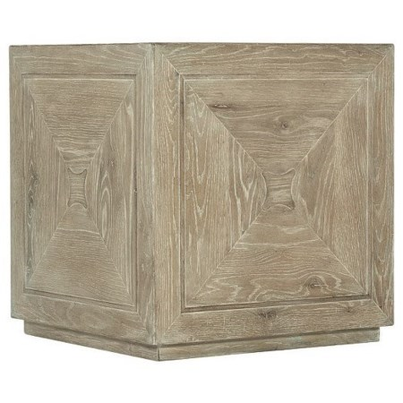 Rustic Cube Table