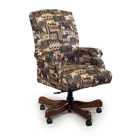 Gibbs Swivel Desk Chair