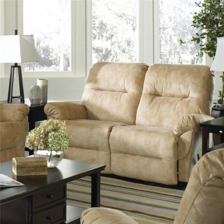 Motion Loveseat Chaise