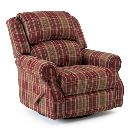 Norwood Swivel Glider Reclining Chair