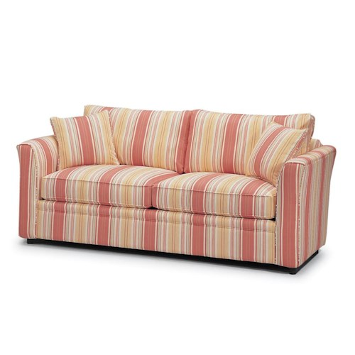 Braxton Culler Bc550 2 Cushion Upholstered Sofa Stuckey