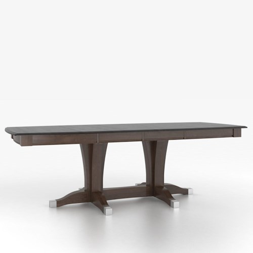 home dining room furniture dining tables canadel custom dining tables