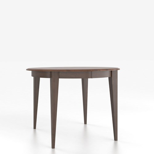 home dining room furniture pub tables canadel custom dining counter