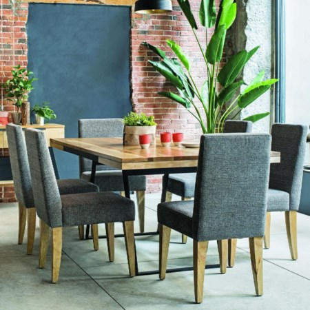 Customizable Formal Dining Room Group