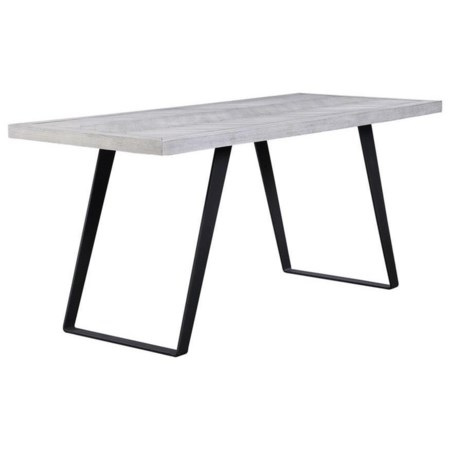 Contemporary Counter Height Dining Table