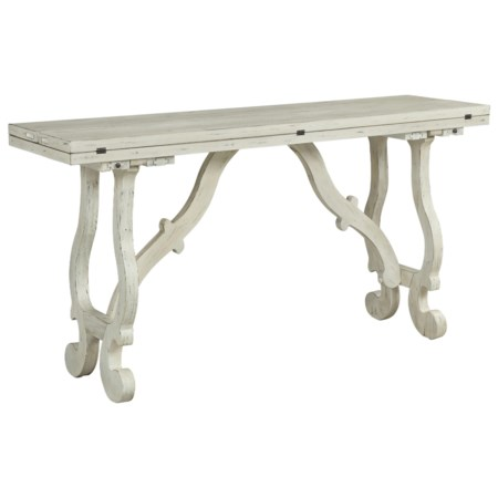 Orchard Park Fold Out Console