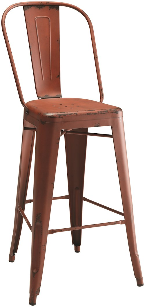 Coaster Dining Chairs And Bar Stools Galvanized Metal Bar Stool Value City Furniture Bar Stools