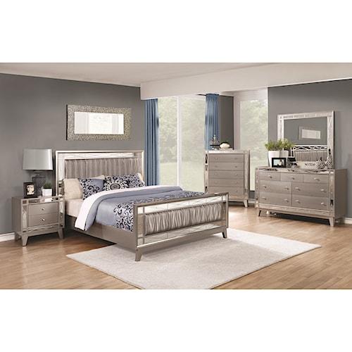 Coaster Leighton Queen Bedroom Group Beck 39 S Furniture Bedroom Groups Sacramento Rancho