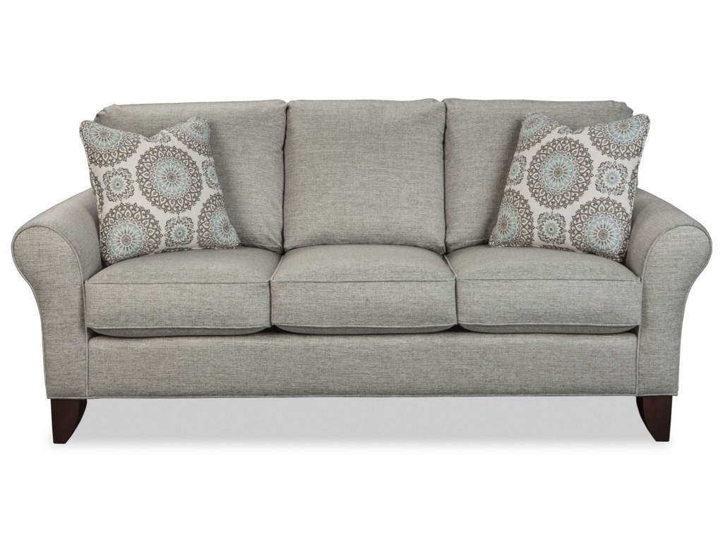 Small scale sofa 8 stylish small scale sofas apartment for Small scale furniture for apartments