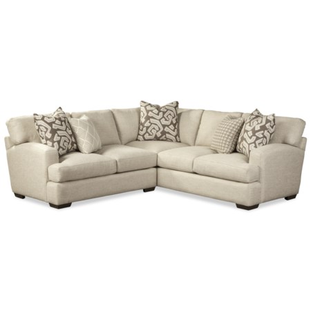 Contemporary 4-Seat Sectional Sofa