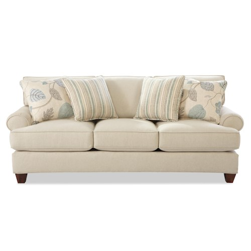 Craftmaster c9 custom collection customizable 3 seat sofa for Sofa 50 euro