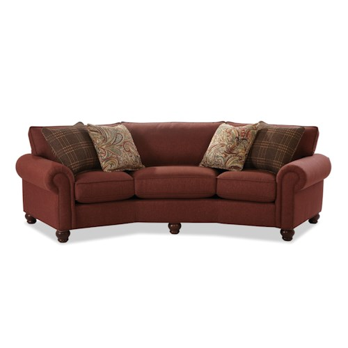 Craftmaster c9 custom collection customizable conversation for Conversation sofa