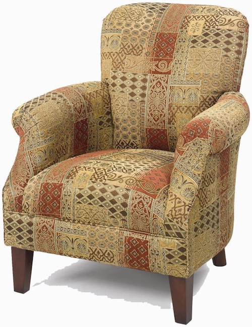 Craftmaster accent chairs tight back accent chair moore for Furniture 0 percent financing
