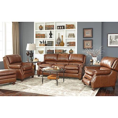 Craftmaster L164600 Living Room Group Belfort Furniture Stationary Living