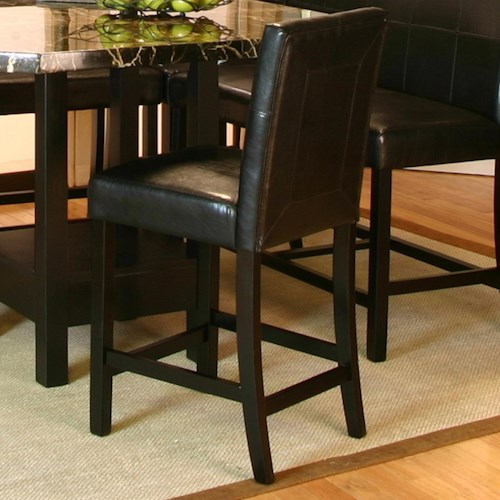 Cramco Inc Chatham 24 Counter Stool W Tapered Legs Value City Furniture Bar Stool