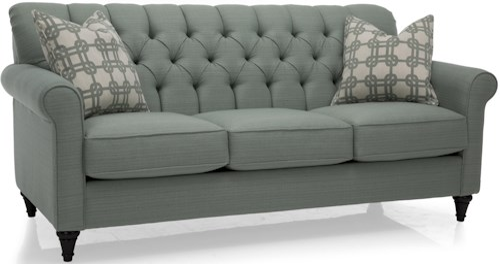 Decor rest 2478 sofa stoney creek furniture sofas for Sofa seccional zibel toronto