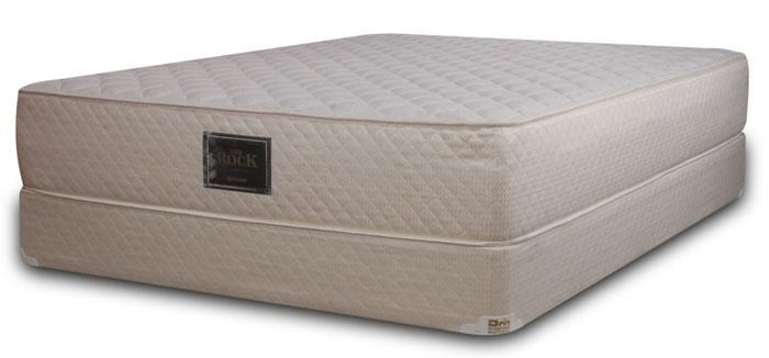 Diamond Mattress Specialty Firm Collection The Rock Cal