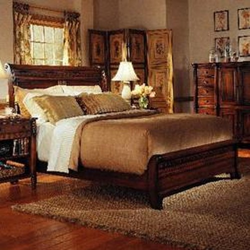 Durham Mount Vernon Low Footboard Sleigh Bed Bennett 39 S Home Furnishings Sleigh Bed