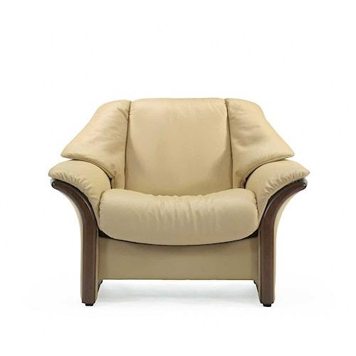 stressless by ekornes stressless eldorado low back. Black Bedroom Furniture Sets. Home Design Ideas