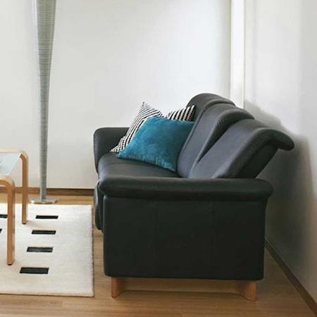 Low-back Reclining Sofa