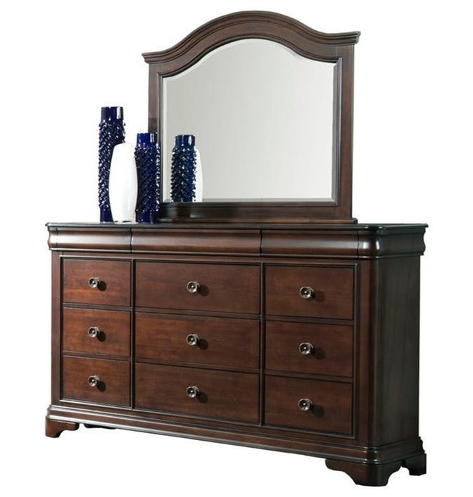 Low profile dresser bestdressers 2017 Elements cameron bedroom set
