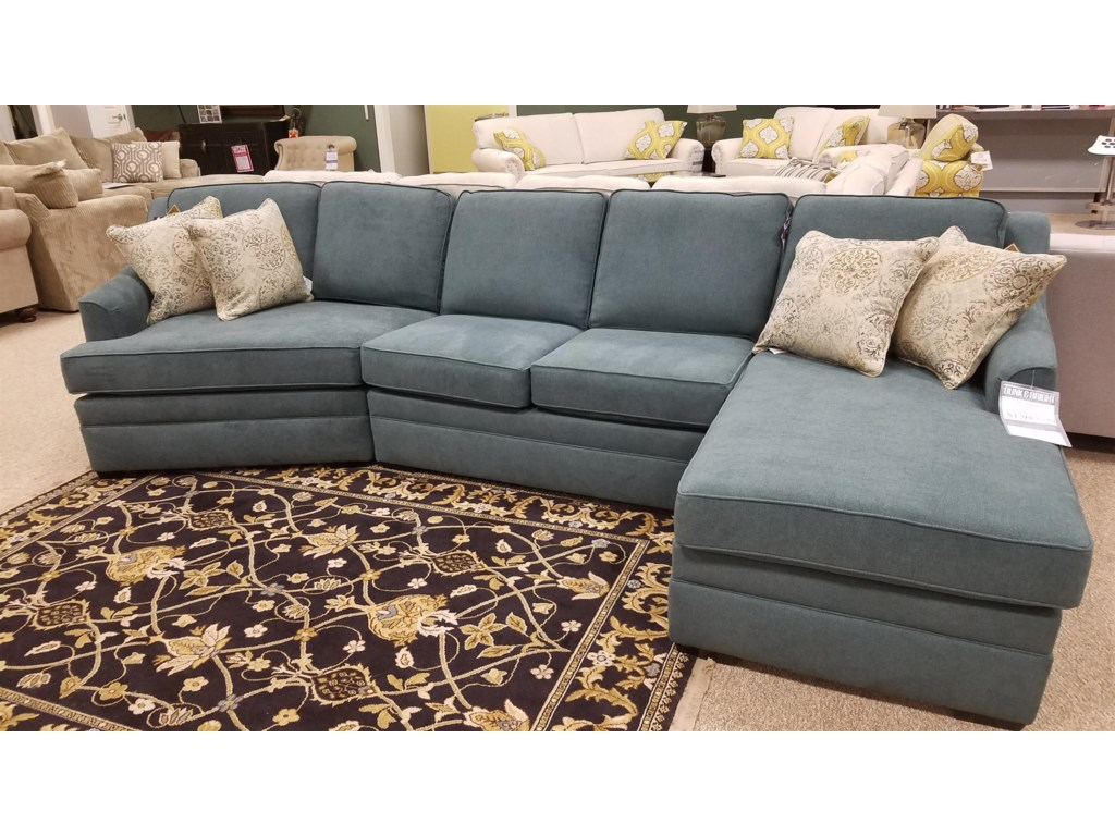 Sofa With Cuddler Sectional Taraba Home Review