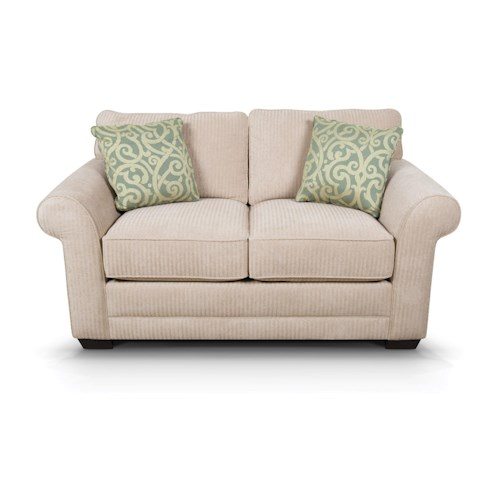 England Brantley Upholstered Love Seat Reid 39 S Furniture Love Seats Thunder Bay Lakehead