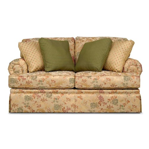 England Cambria Two Over Two Loveseat Godby Home