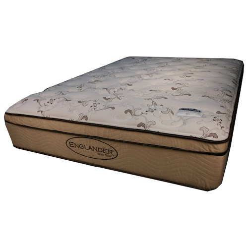 Englander macy pillow top 983m q queen 14 pillow top for Englander mattress