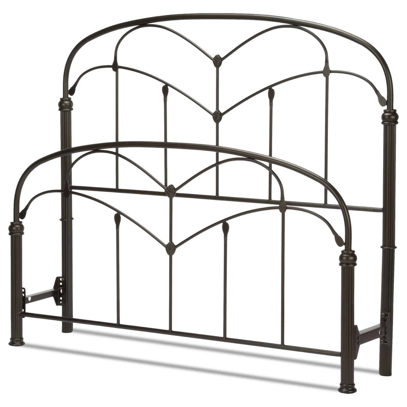 fashion bed group metal beds queen pomona bed w  o frame