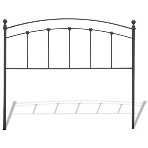 Fashion bed group metal beds queen sanford headboard for Furniture mattress outlet of sanford