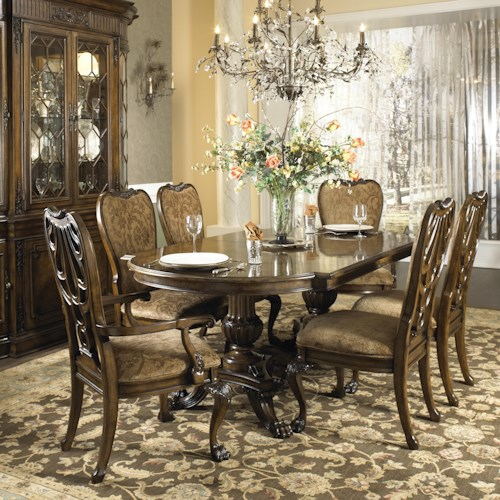 Michael Harrison Collection Belvedere Seven Piece Dining