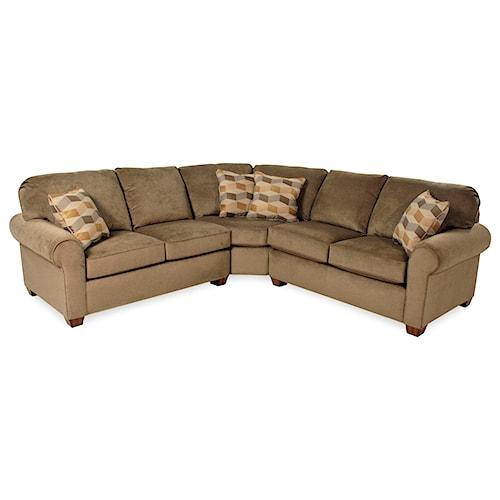 Flexsteel thornton sofa price flexsteel furniture vail for Furniture 0 down
