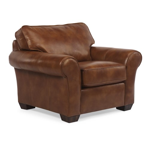 Flexsteel Vail Sofa Review: Flexsteel Vail Vail Upholstered Chair