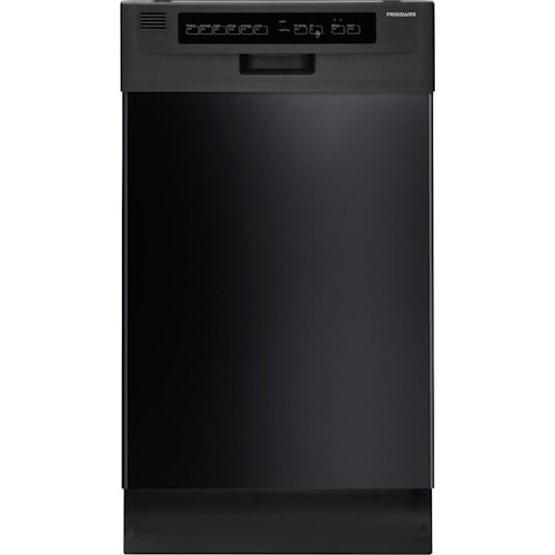 Frigidaire Energy Star 18 Dishwasher With Stainless Steel Interior Boulevard Home