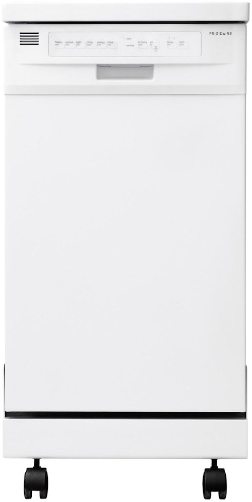 Frigidaire Energy Star 18 Portable Dishwasher With Stainless Steel Interior Boulevard Home