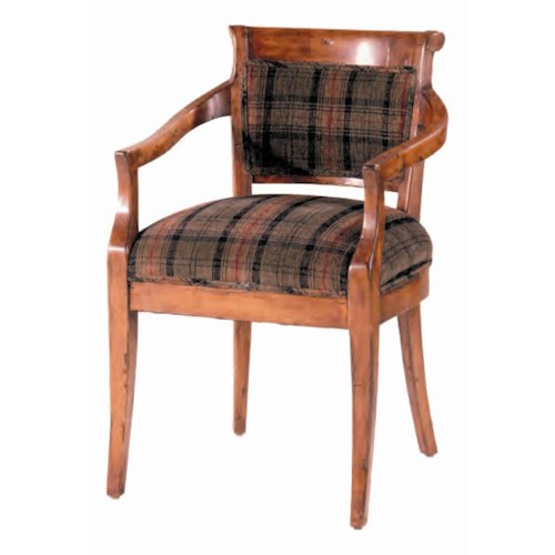 Guy chaddock melrose custom handmade furniture country for English chair design