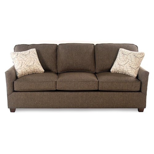 Hallagan Furniture Highland Park Sofa Rotmans Sofas Worcester Boston Ma Providence Ri