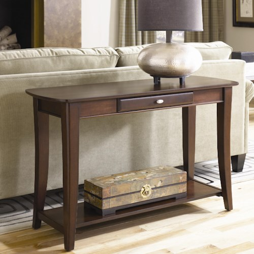 Hammary Enclave Ham Rectangular Sofa Table Reid 39 S Furniture Sofa Table Thunder Bay Lakehead