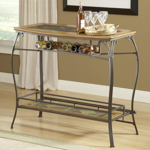 Hillsdale Lakeview Lakeview Bar Boulevard Home Furnishings Serving Table