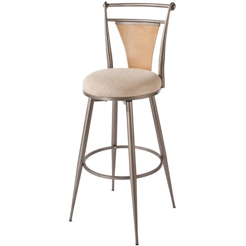 Hillsdale London 24 Counter Swivel Stool Dream Home Furniture Bar Stool Roswell Kennesaw