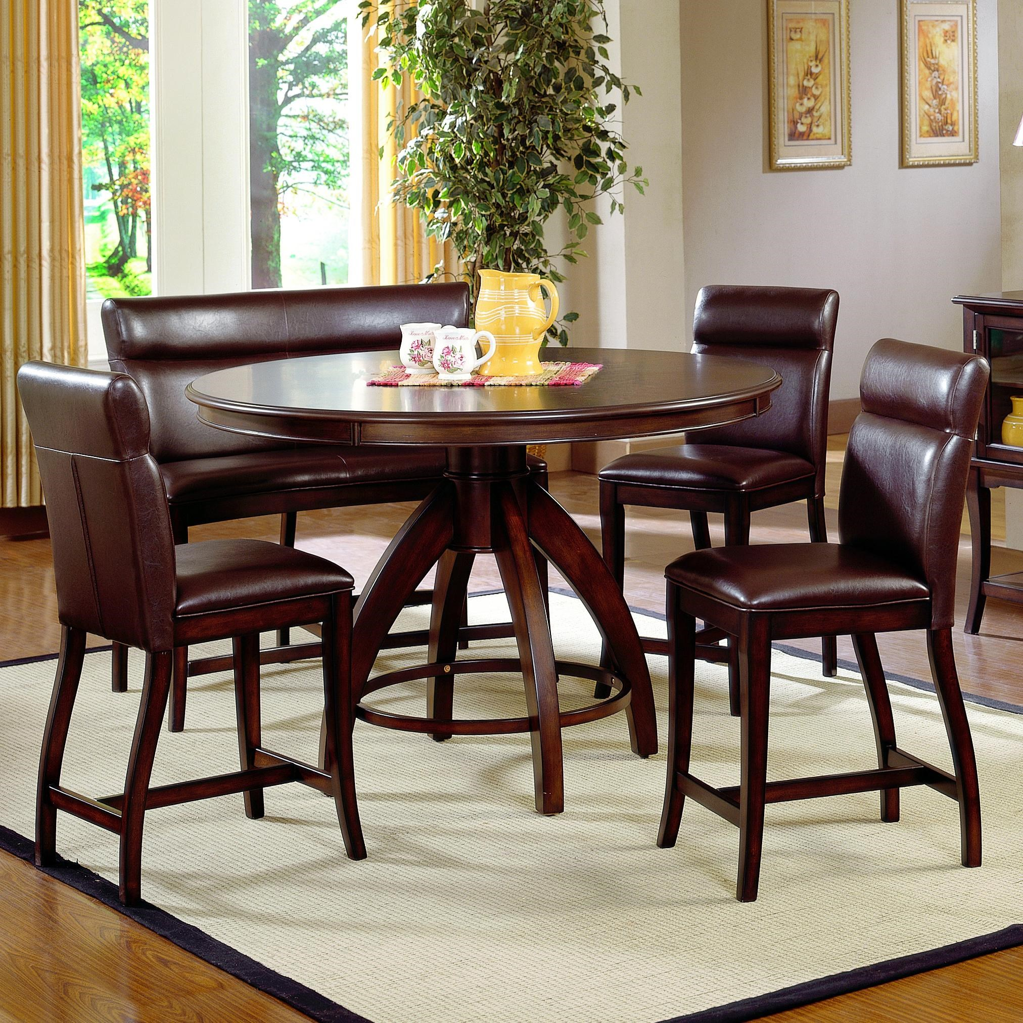 Nottingham 5 Piece Timeless Counter Height Dining Set