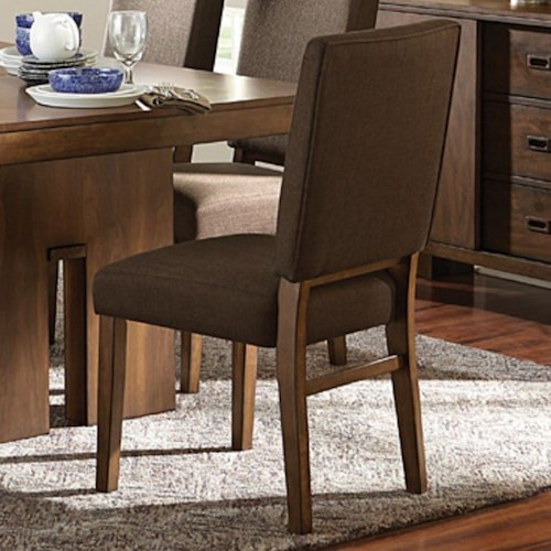 Homelegance hedley 5415rfs dining side chair northeast for Furniture 0 percent financing