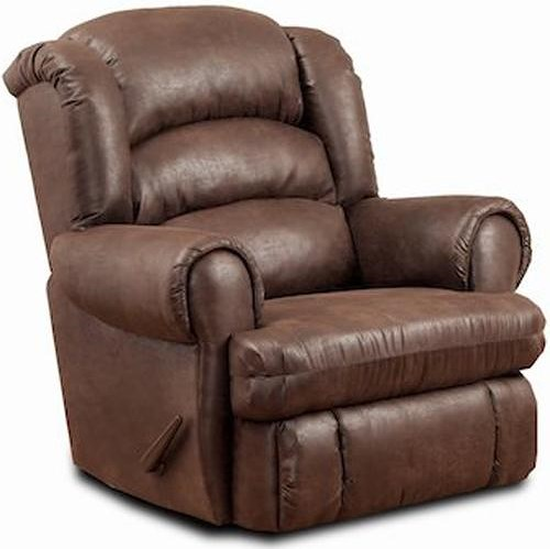 Homestretch 113 Casual Xtreme Comfort Big And Tall Recliner Dubois Furniture Three Way