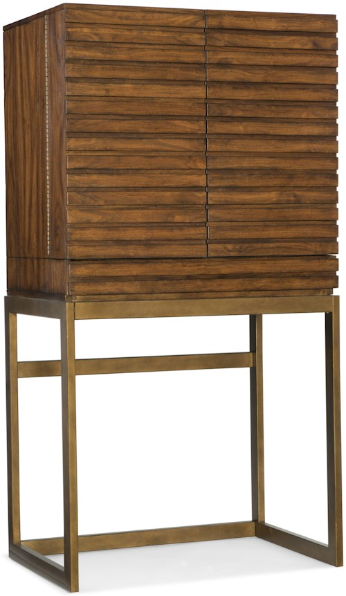 Hamilton Home Big Sur Bar Cabinet With Built In Lighting Rotmans Bar Cabinets Worcester
