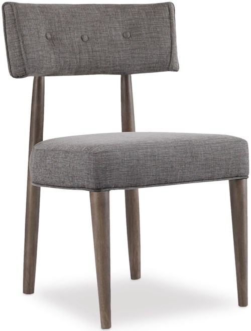 Hamilton home curata modern upholstered chair rotmans for Furniture 0 percent financing