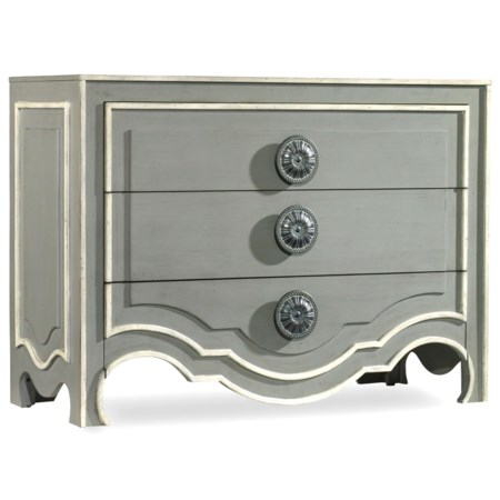 Roselle Chest with 3 Drawers