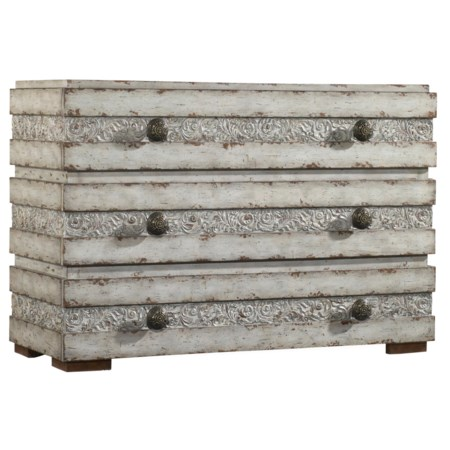 Norah Chest with 3 Drawers